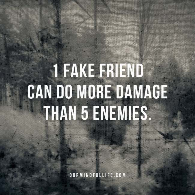 1 Fake Friend Fake Friend Quotes