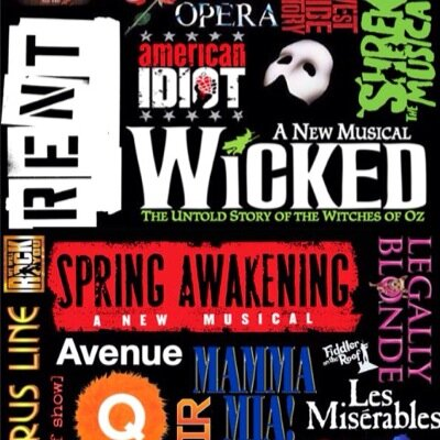 A New Musical Broadway Quotes