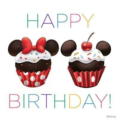Cupcake Happy Birthday Disney Birthday Meme