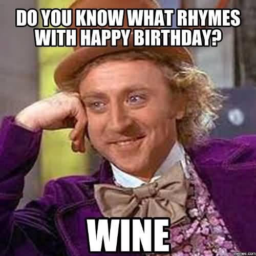 Do You Know Happy Birthday Mike Meme