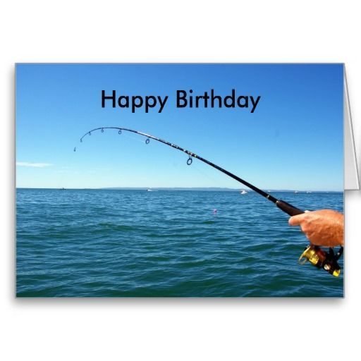 Happy Fish Birthday Happy Birthday Fishing Meme