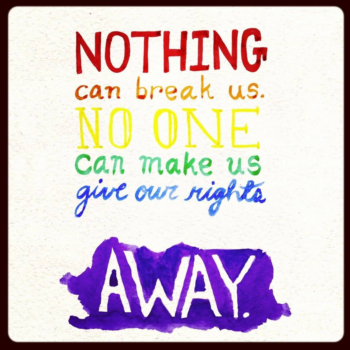 Nothing Can Break Broadway Quotes