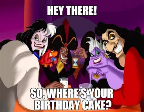 So Wheres Your Disney Birthday Meme