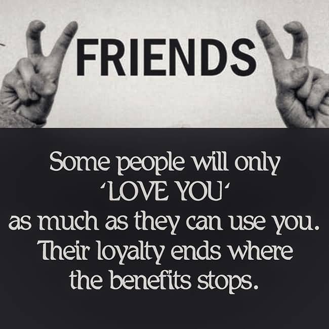 Some People Will Fake Friend Quotes