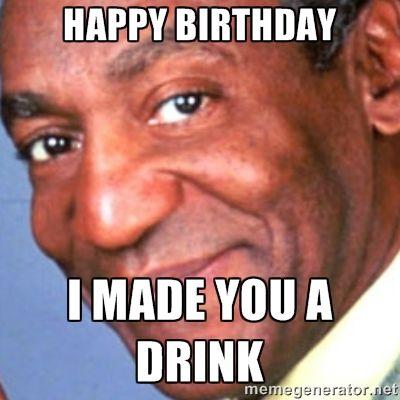I Make You A Dirty Happy Birthday Meme