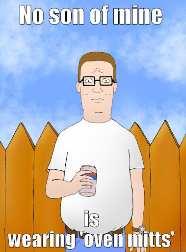 No Son Of Mine Hank Hill Quotes