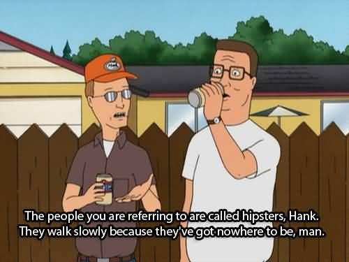 The People You Are Hank Hill Quotes