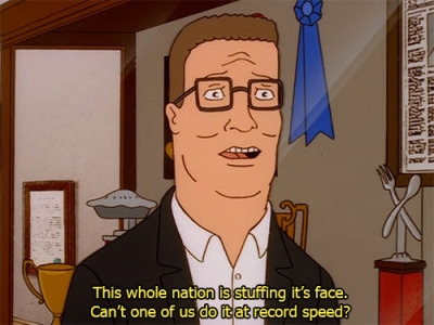 This Whole Nation Is Stuffing Hank Hill Quotes