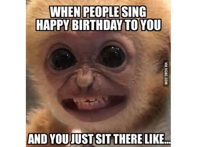 When People Sing Dirty Happy Birthday Meme