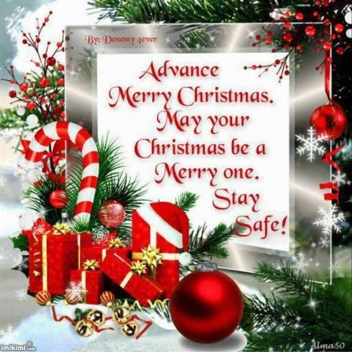 Advance Merry Christmas May Advance Merry Christmas Quotes
