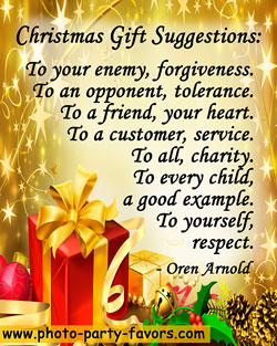 Christmas Gifts Suggestions To Your Christmas Gift Quotes