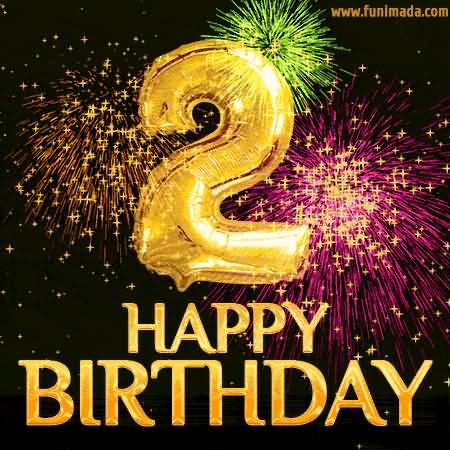 Happy 2nd Birthday Dear 2nd Birthday Wishes