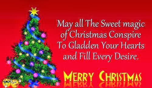 May All The Sweet Magic Advance Merry Christmas Quotes