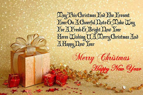 May This Christmas End Advance Merry Christmas Quotes
