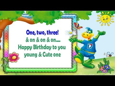 One Two Three On 3rd Birthday Wishes