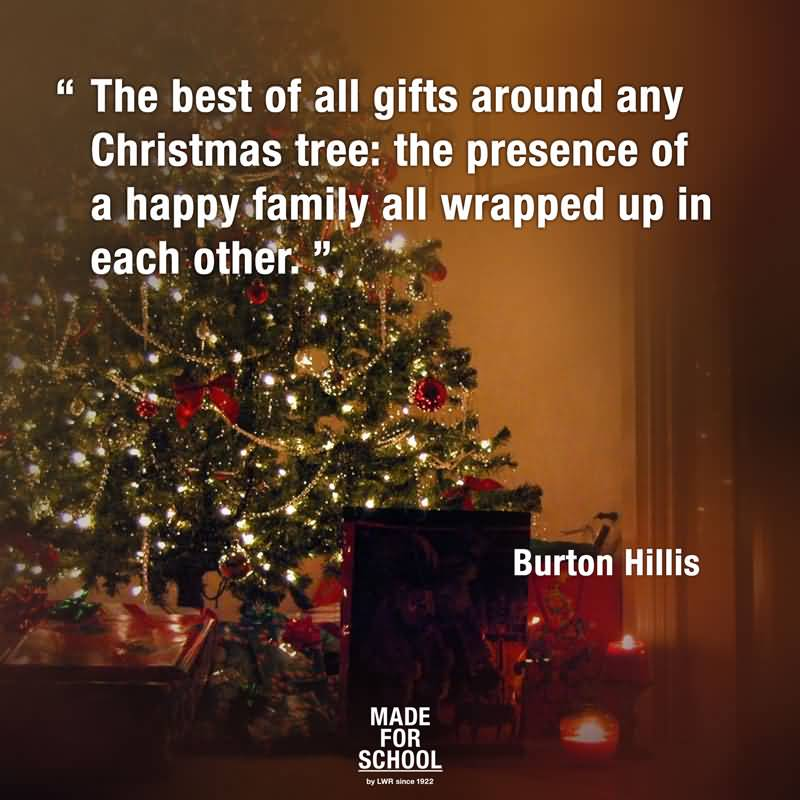 The Best Of All Christmas Gift Quotes