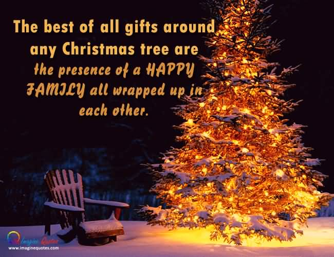 The Best Of All Christmas Tree Quotes