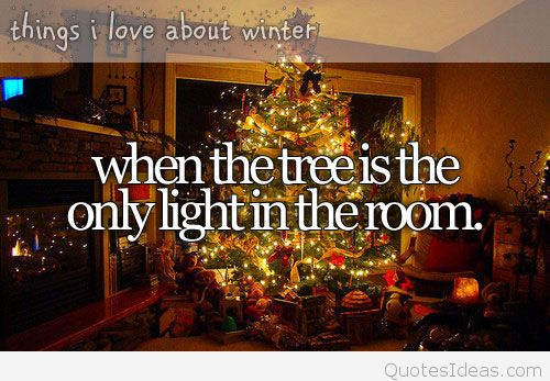 When The Tree Is The Christmas Tree Quotes