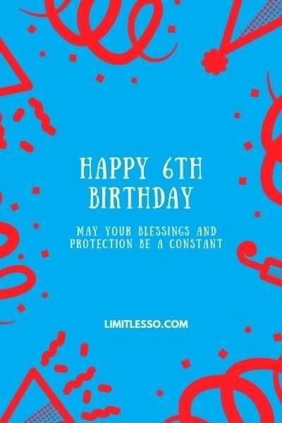 Amazing 6th Birthday Idea For Children