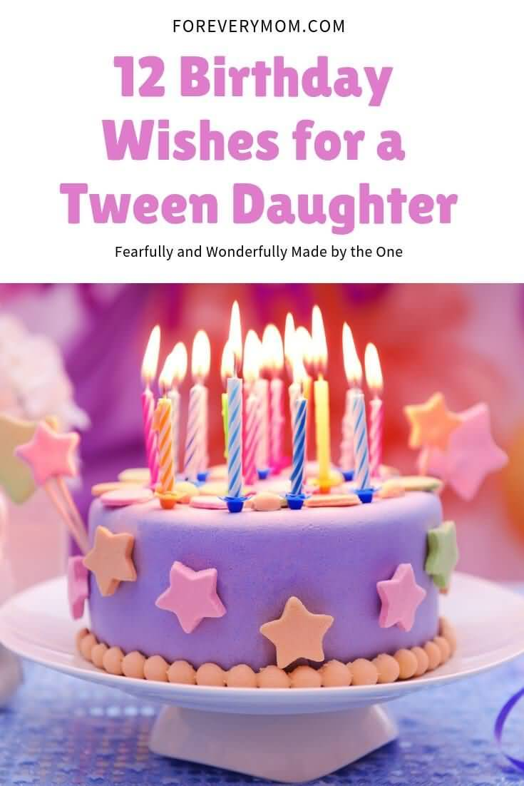 Amazing Happy 12th Birthday Picture For Children