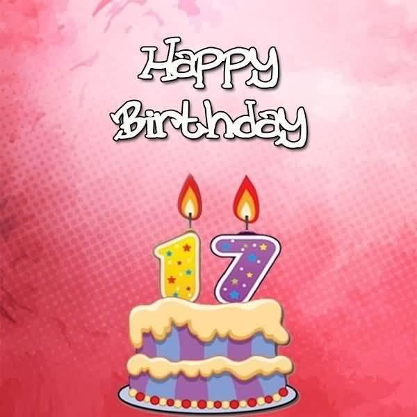Amazing Happy 17th Birthday Idea For You