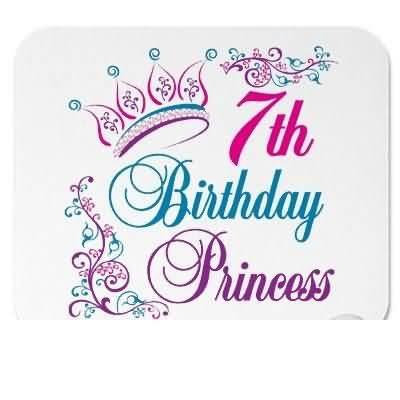Attractive 7th Birthday Idea For You