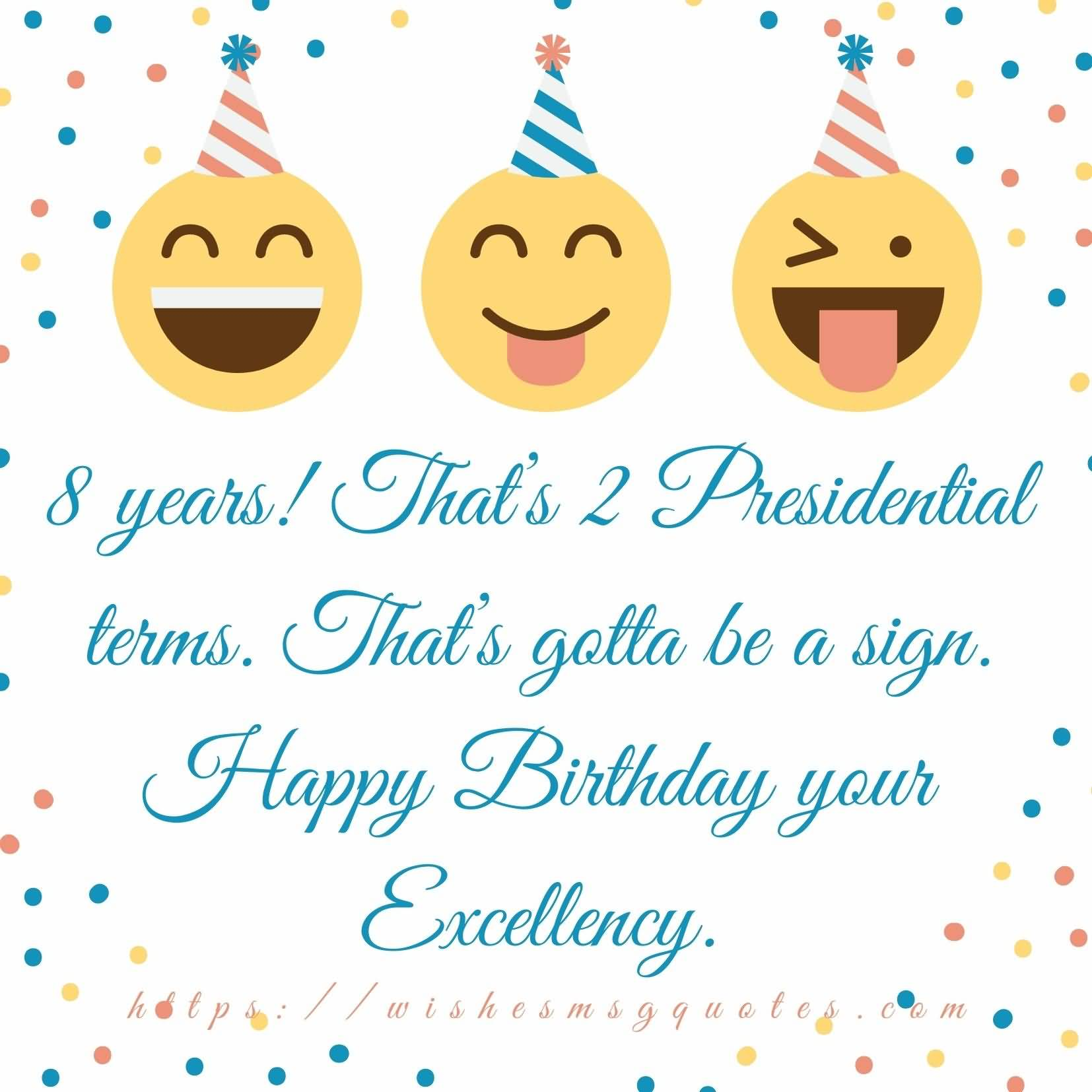Attractive 8th Birthday Card For Facebook