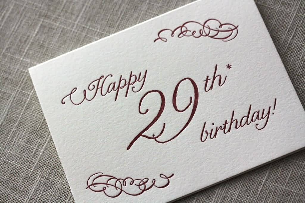 Attractive Happy 22nd Birthday Card For You