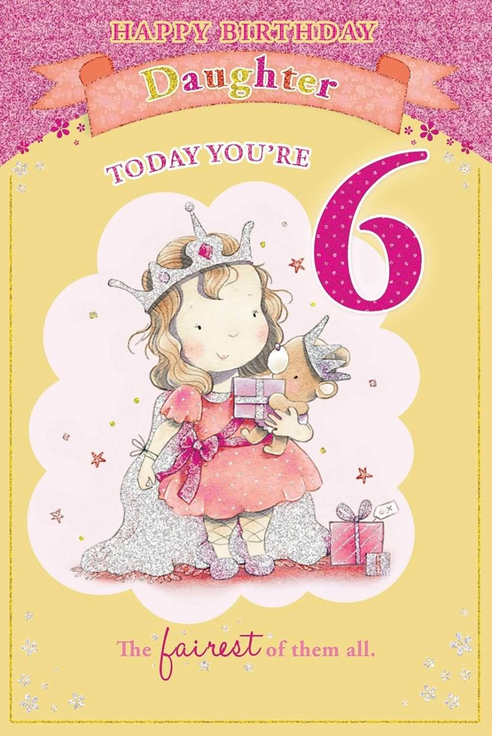 Awesome 6th Birthday Image For Facebook