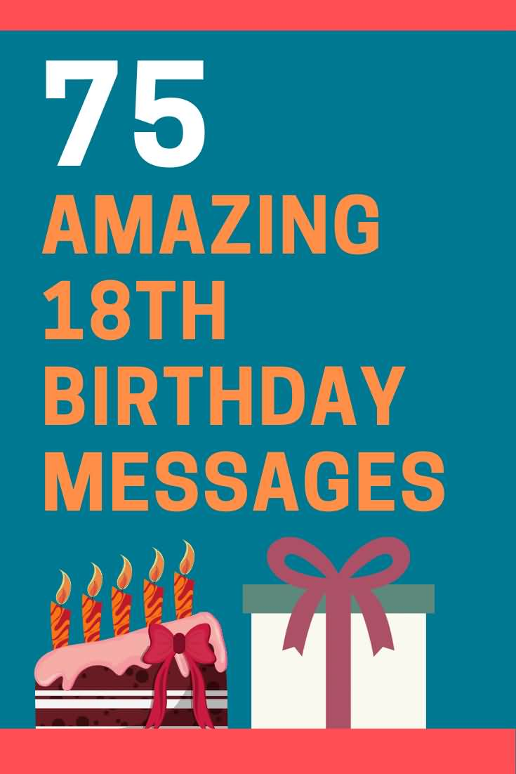 Awesome Happy 18th Birthday Image For Facebook