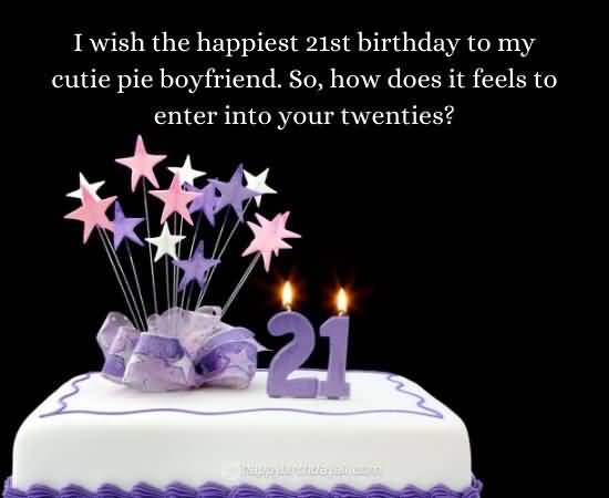 Awesome Happy 21st Birthday Picture For Facebook