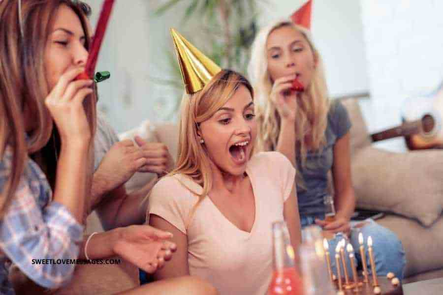 Awesome Happy 23rd Birthday Idea For Friend