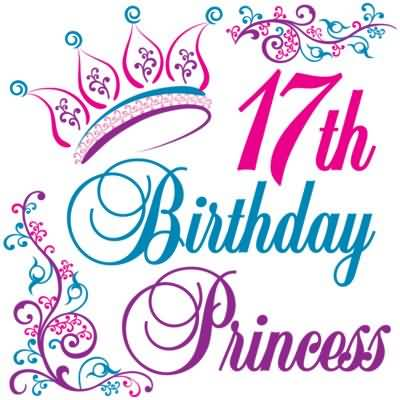 Best Happy 17th Birthday Picture For Facebook