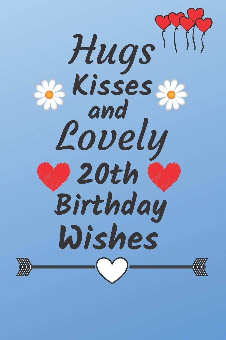 Best Happy 20th Birthday Wishes Picture For Facebook