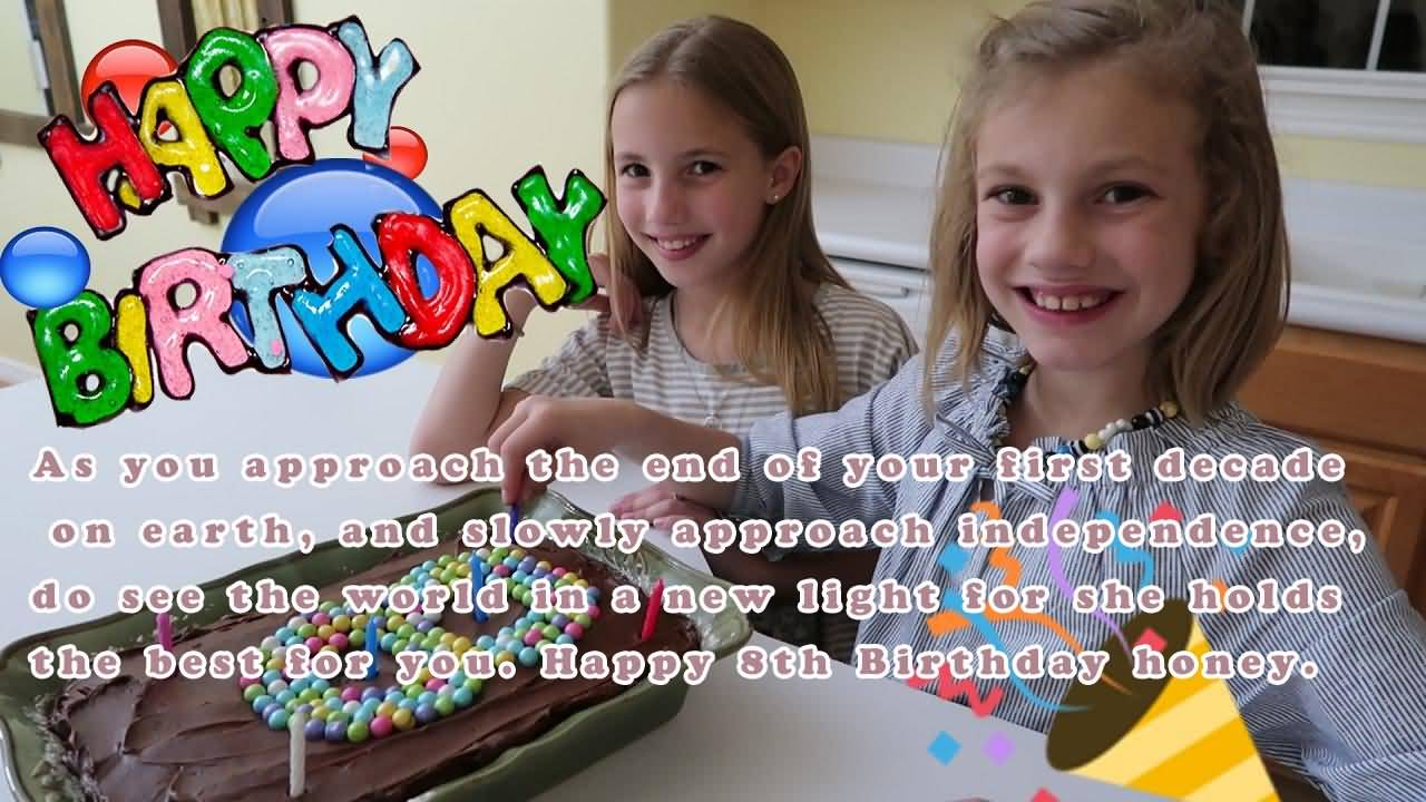Cool 8th Birthday Image For Sharing