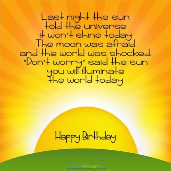 Cool 8th Birthday Message For Sharing