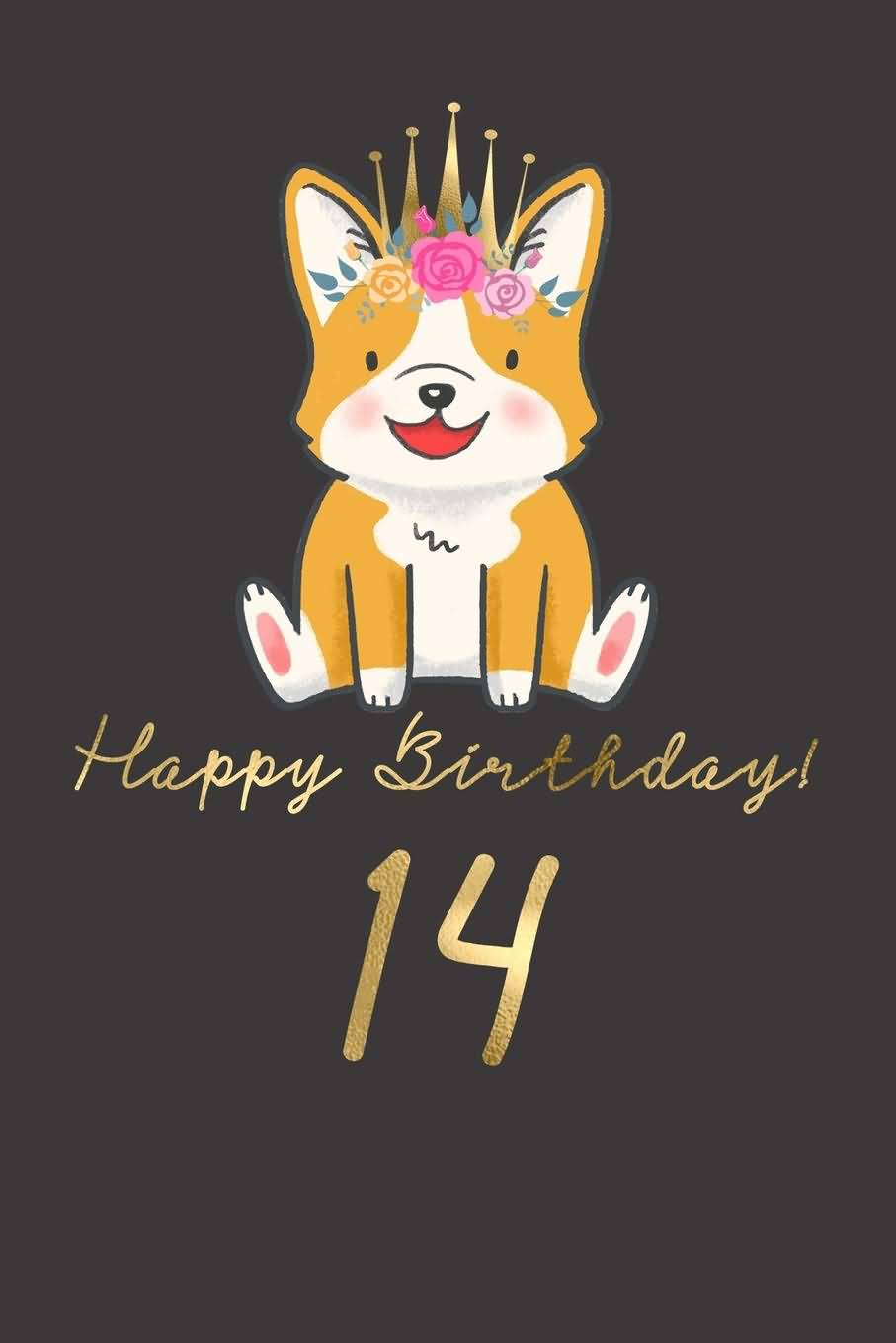 Cool Happy 14th Birthday Message For Sharing