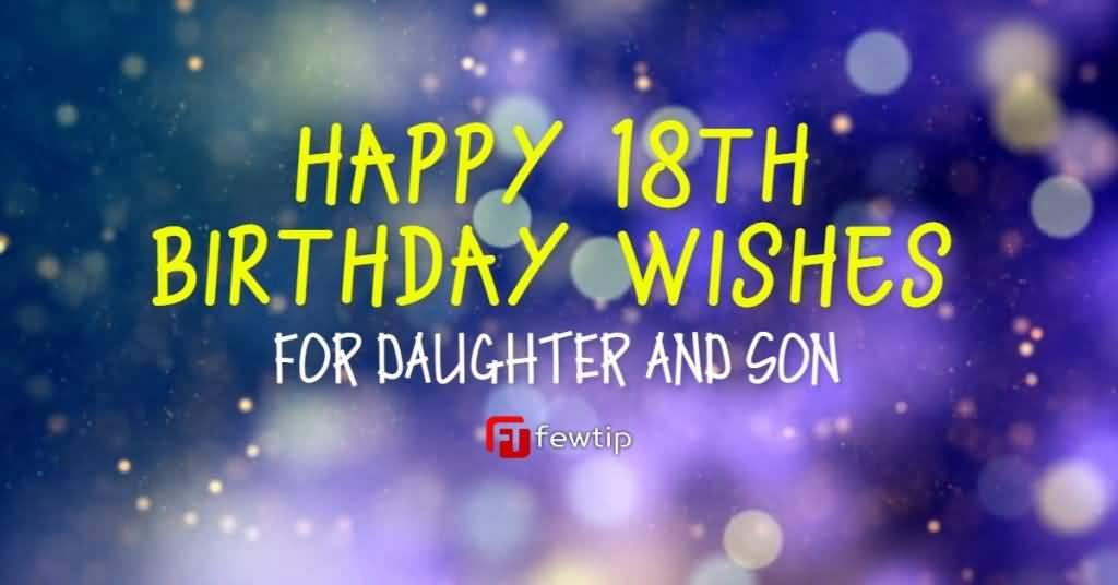 Cool Happy 18th Birthday Idea For Kid