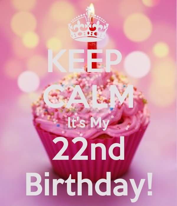 Eye Catching Happy 22nd Birthday Picture For Facebook