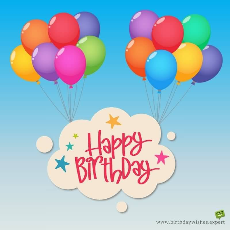 EyeCatching 6th Birthday Greeting For Facebook