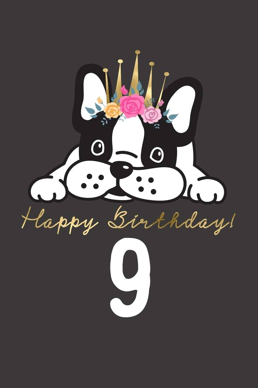 EyeCatching 9th Birthday Greeting For Facebook