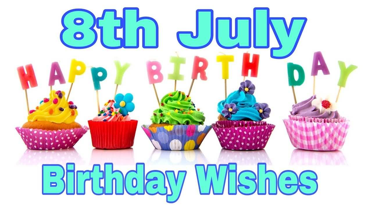 Latest 8th Birthday Wish For You