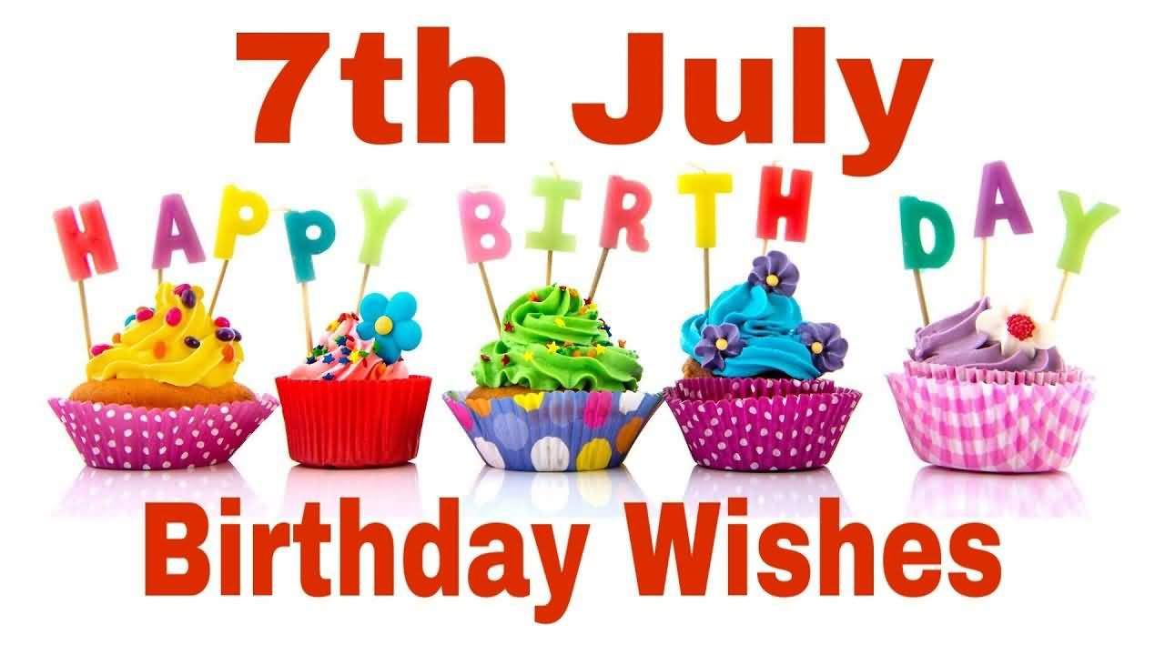 MindBlowing 7th Birthday Greeting For Sharing