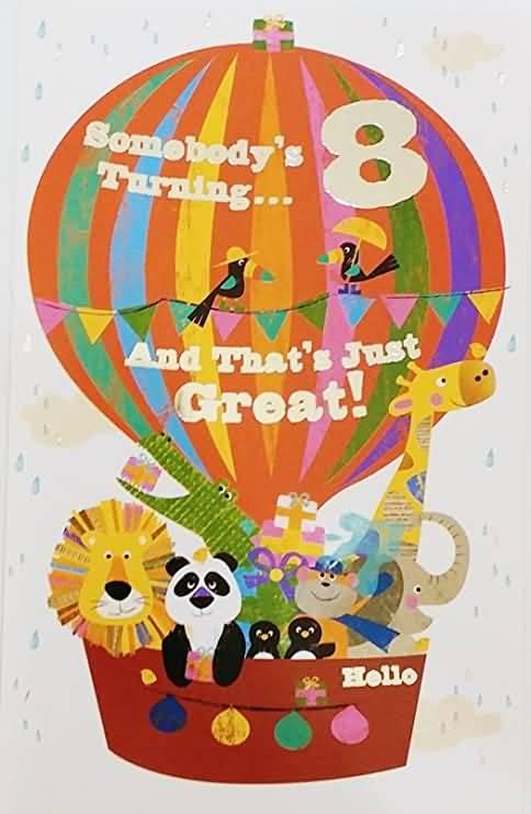 MindBlowing 8th Birthday Idea For Children