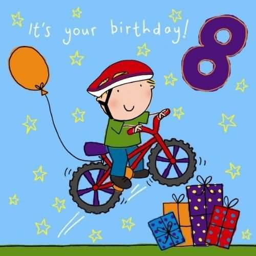 MindBlowing 8th Birthday Wish For Children