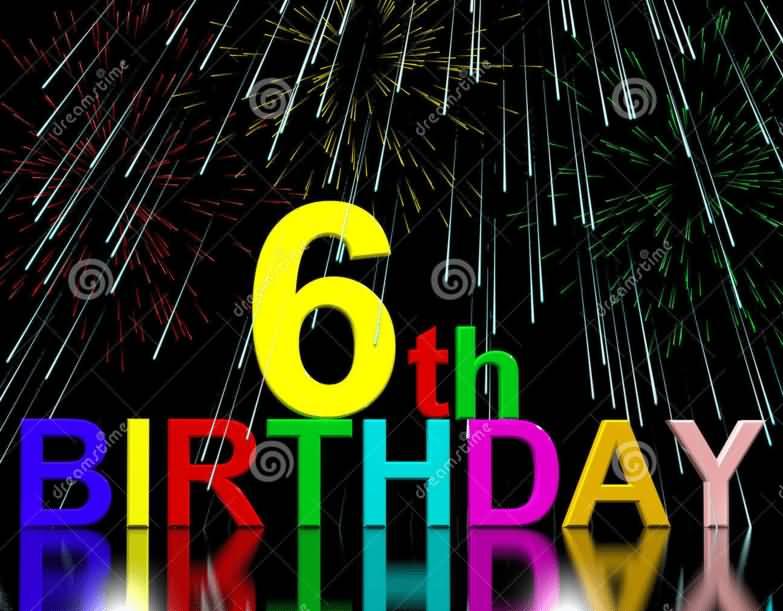 Wonderful 6th Birthday Idea For Kid
