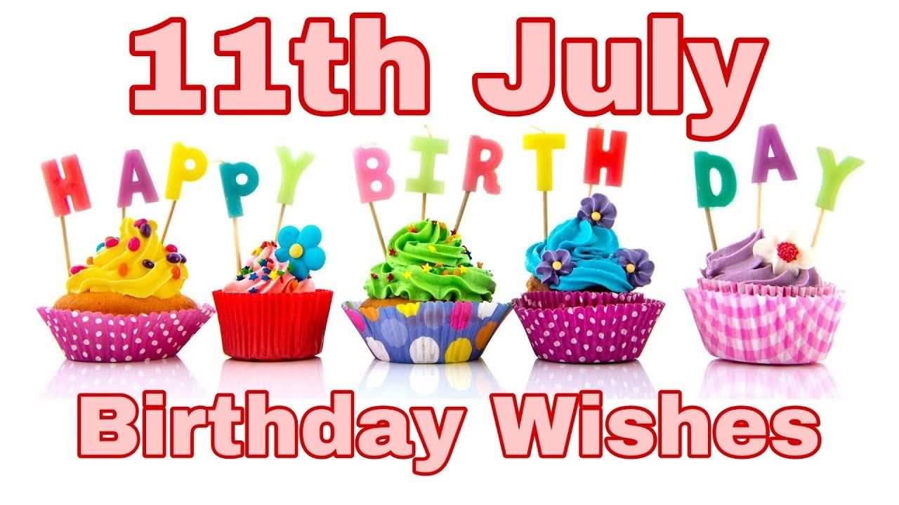 Wonderful Happy 11th Birthday Card For Sharing