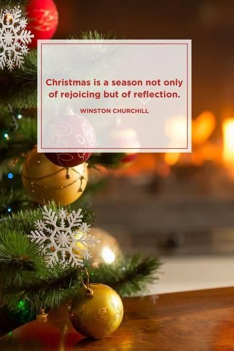 Christmas Is A Season Christmas Eve Quotes