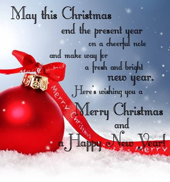 Here's Wishing You A Christmas Wishes