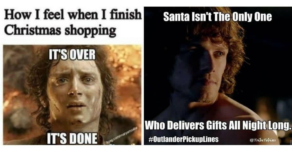 How I Feel When Christmas Memes